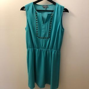 Stitch Fix Teal Dress (M)
